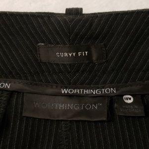 Worthington Pants - Worthington plus size dress pant